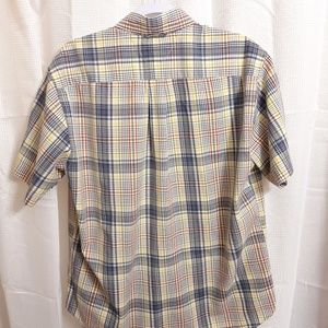 Tommy Hilfiger Shirts - Tommy Hilfiger Short Sleeve Button Down Shirt